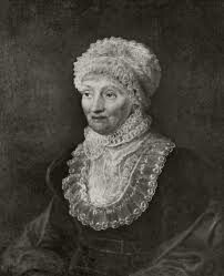 Born in Caroline Herschel was the German-born astronomer, sister of astronomer Sir William Herschel. Caroline Herschel was the . Great Women, Amazing Women, Samuel Santos, Caroline Herschel, Beautiful Library, Nasa History, Yesterday And Today, King George, Atheism