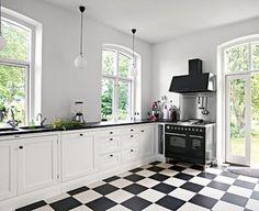 Badezimmer, Küchen Styling, Neue Küche, Ideen Für Die Küche, Küchen Design,  Moderne Bauernhaus Küchen, Weiße Küchen, Küchen Bodenbelag, Häuser, ...