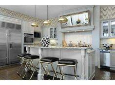 Kourtney Kardashian's home - kitchen