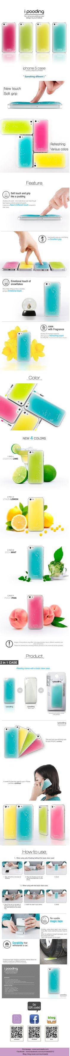 iPooding iPhone5 case