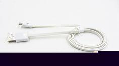 Cable De Datos MicroUSB Plano Color Blanco modelo 9746 - Este cable USB de 2 metrosconecta tus dispositivos (Samsung, Sony, LG, BQ, Htc, etc) a la corriente para cargarlo. También funciona como cable de datos, conecta al ordenador y pasar archivos del móvil al PC o viceversa. Cable plano para evitar enredos. Excelente calidad y diseño     ... - http://www.vamav.es/producto/cable-de-datos-microusb-plano-color-blanco-modelo-9746/