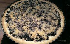 Borůvkový koláč s drobenkou Yummy Treats, Pie, Tasty, Baking, Food, Fruit Cakes, Torte, Cake, Bakken