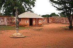 Palais royaux d'Abomey, Benin Abomey-Königspalast2.jpg