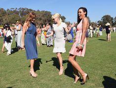 Sasha Alexander Photos - Fifth-Annual Veuve Clicquot Polo Classic, Los Angeles - Zimbio