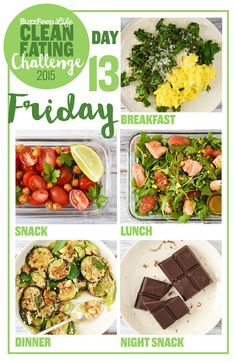 Day 13 Of The 2015 Clean Eating Challenge