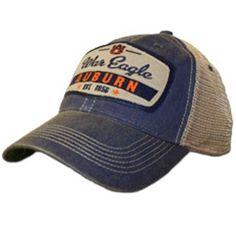 d9d5d57076e  auburn  hat  wareagle  cap  trucker