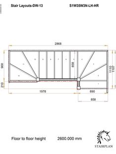 30x40 House Plans, House Floor Plans, Staircase Drawing, Winder Stairs, Stair Layout, Stair Plan, Garden Cabins, Stage Set Design, Building Stairs