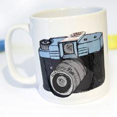 Diana Camera Mug
