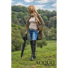 ACQUO OUTLET - 40 % DISCOUNT We are pleased to announce a golden opportunity available now for all who love ACQUO Rubber Boots! ACQUO of Sweden applies a very stringent quality policy to the manufacturing process, and on rare occasions a pair of boots may not quite reach our highest standards and those you will be able to buy at a discounted price! FREE SHIPPING! With this discount we don't offer any returns. These seconds have minor blemishes, small marks or scratches, but are otherwis...