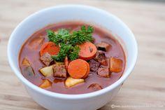 Leftover Hamburger Soup Recipe by ohsohappytogether, via Flickr