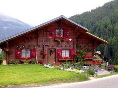 Grimentz (Canton du Valais)