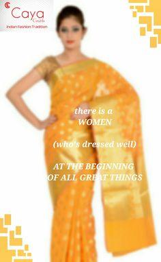 #beautiful #women #banarasi #sarees by #CayaCrafts