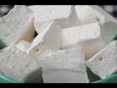 Homemade Marshmallows Recipe - Joyofbaking.com *Video Recipe*