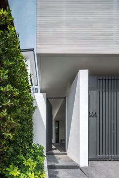 A Contemporary Home that Connects the Exterior with the Interior in a Unique Way
