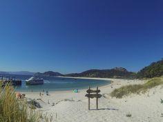 Dianamiaus.: Islas Cíes, el paraíso en Galicia