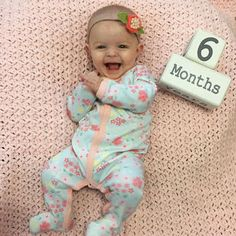 Bates Family Blog: Bates Family Updates and Pictures Gil and Kelly Bates Bringing Up Bates UP TV: Brooklyn Paine's 6-Month Milestone