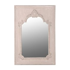 Distressed Frame French Mirror http://www.la-maison-chic.co.uk/Item/Distressed_Frame_French_Mirror