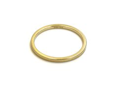 gold ring no.3 | recycled 14k gold | handmade in nyc