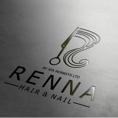 Designs   Design a high end organic zen look for Renna Hair and Nail Salon   Brand Identity Pack contest