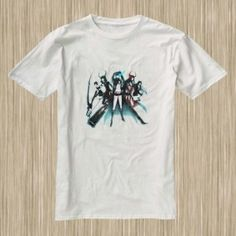 Black★Rock Shooter 04B4 #Black★RockShooter  #Anime #Tshirt