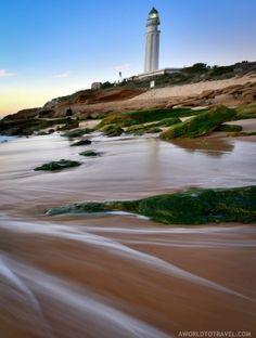 Trafalgar Lighthouse (Northwest from Tarifa)