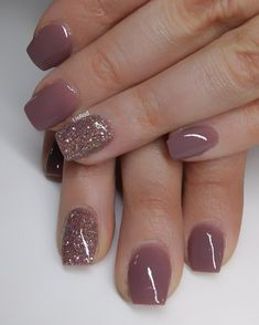 In search for some nail designs and ideas for your nails? Here's our listing of must-try coffin acrylic nails for fashionable women. Cute Nails, Pretty Nails, My Nails, Gel Powder Nails, Revel Nail Dip Powder, Nail Dipping Powder Colors, Nail Art Vernis, Dip Nail Colors, Gelish Nail Colours