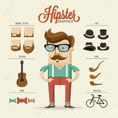 hipster x logo - Google Search