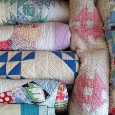 collecting quilts