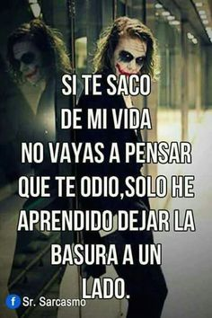 Ola Smart Quotes, Crazy Quotes, Life Quotes, Joker Frases, Joker Quotes, Weekday Quotes, Good Morning My Love, Quotes En Espanol, Motivational Phrases