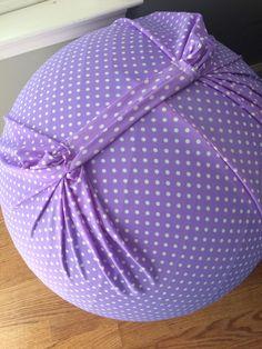 Birth Ball Cover