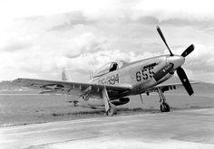 North American P-51H 44-64394 Hamilton Field 1946