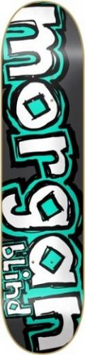 Morgan Smith Pro-G R8 Skateboard Deck by Blind Skateboard R8 Construction 8.0''