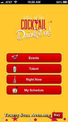 Tales of the Cocktail? There's an app for that. #TOTC #NOLA #app #cocktail