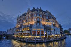 Most luxurious hotels in Amsterdam | Centrally located overlooking the beautiful Amstel River in the heart of historic Amsterdam. De L'Europe offers convenient access to several of the world's most heralded museums and Amterdam's points of interest.