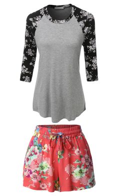"""Untitled #145"" by emiliesprenger on Polyvore featuring LE3NO"