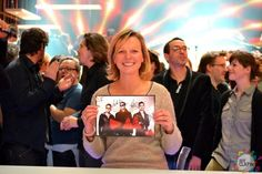 La gagnante - DEPECHE MODE au Grand Journal #LGJ mardi 26 mars 2013 @CANAL+ @MYCLAP TV #public @depeche-mode.be