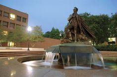 Stephen F Austin State University. Nacogdoches,Texas
