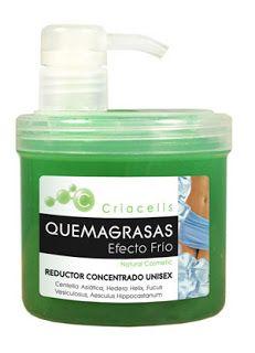 Jornadas en el Tocador: Gel Quemagrasas Efecto Frío de Criacells http://jornadaseneltocador.blogspot.com.es/2015/10/gel-quemagrasas-efecto-frio-de-criacells.html http://www.salonroches.com/criacells-madrid.htm http://tienda.salonroches.com/index.php?id_manufacturer=6&controller=manufacturer