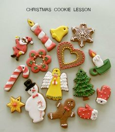 Christmas Ornament Cookies☆