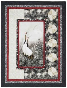 GREETING THE MOON KIT- Product Details | Keepsake Quilting
