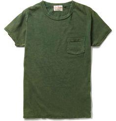 Levi's Vintage Clothing 1950s Cotton-Jersey T-Shirt   MR PORTER