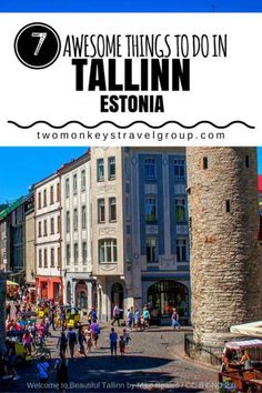 7 Awesome Things To Do in Tallinn, Estonia