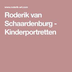 Roderik van Schaardenburg - Kinderportretten