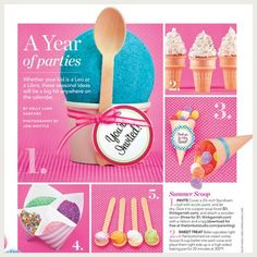 ice cream free printables as seen in parenting mag