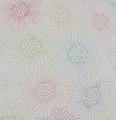 Aurifil mini quilt challenge-wholecloth quilt /Geta's Quilting Studio