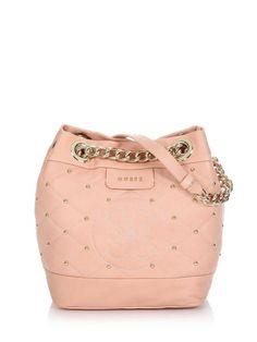 Guess Laetitia Bucket Bag @ http://thebags.boutique/details/2802 #handbags #guess