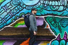 THULE Subterra 30L Backpack / Laptop bag [Mineral] #thule #subterra #backpack #laptop #bag #equipment #travelling #trip #vacation #onthego #ontheroad #vibes #urban #sleek #modern #design #art #graffiti #streetart #art Laptop Bags, Laptop Backpack, Travel Backpack, Carry On, Exploring, Graffiti, Street Art, Backpacks, Vacation