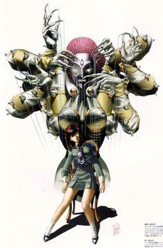 Shin Megami Tensei Demons