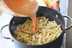 Creamy Pasta Primavera