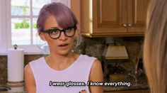 Pin for Later: All the Proof That Nicole Richie Is Just as Funny as She Is Stylish Quality Eyewear Changes Everything Source: VH1